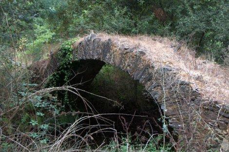 Ponte sobre o ribeiro (com a beleza das coisas simples)