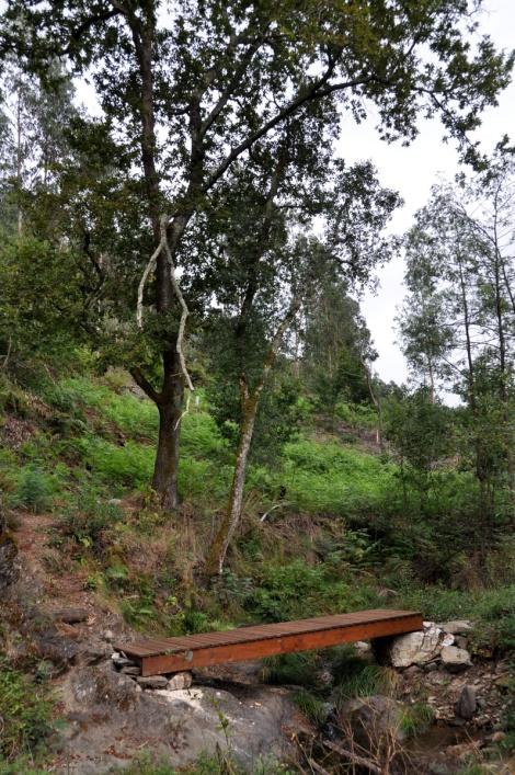 2ª ponte recuperada, já perto de Belazaima-a-Velha